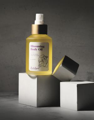 Blooming Body Oil - For Kids Between 7-18