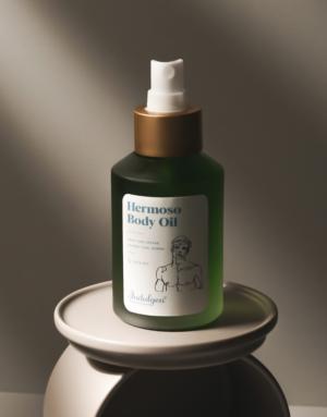 Hermoso Body Oil - For Men
