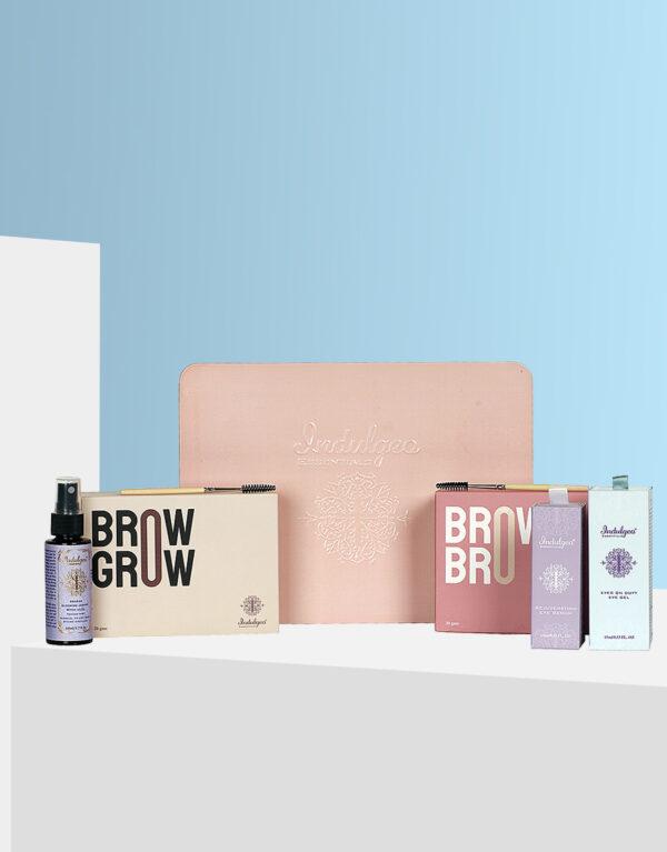 Eye Love You Combo - Brow Bro+Brow Grow+Eye Serum+Eye Gel+ABJ Mist
