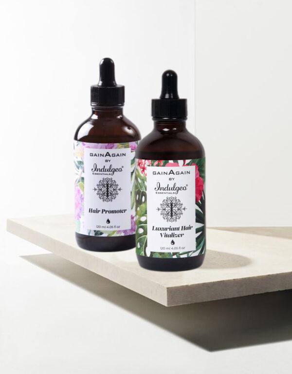 Hair Growth Combo-Growth Promoter+Hair Vitalizer