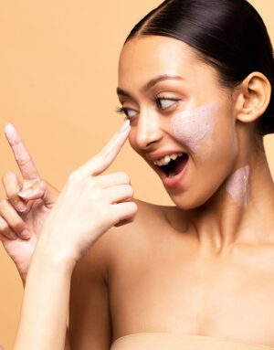 UFF + OUCH Combo Detox Dry Facial Cleanser