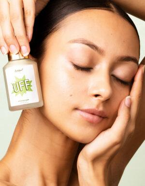 UFF Detox Dry Facial Cleanser